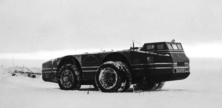 снежный крейсер