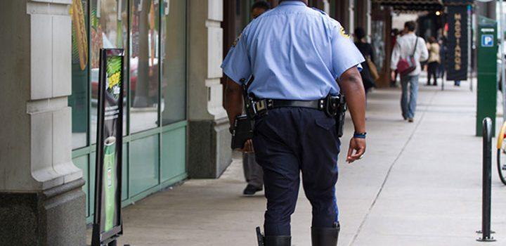 Полиция Филадельфии