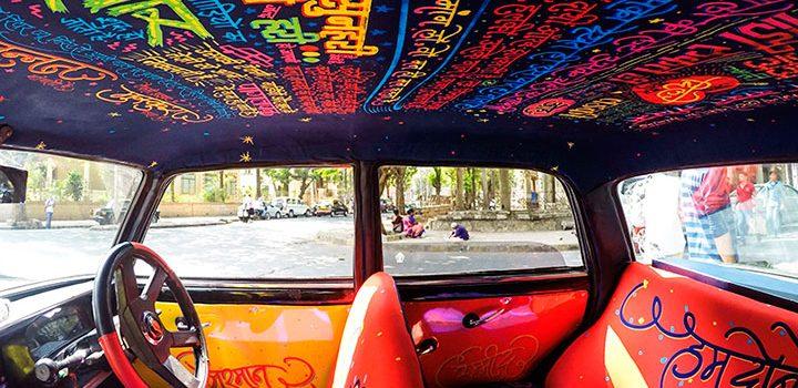 такси в Мумбаи