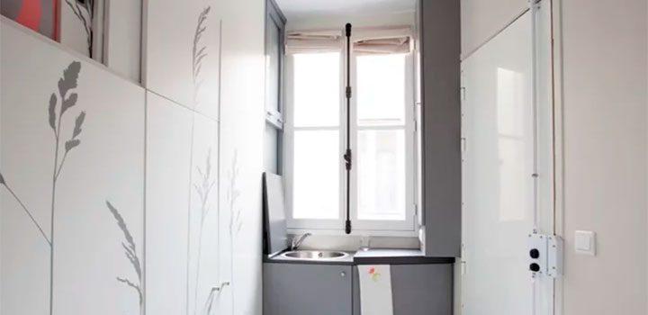 Квартира 8м²